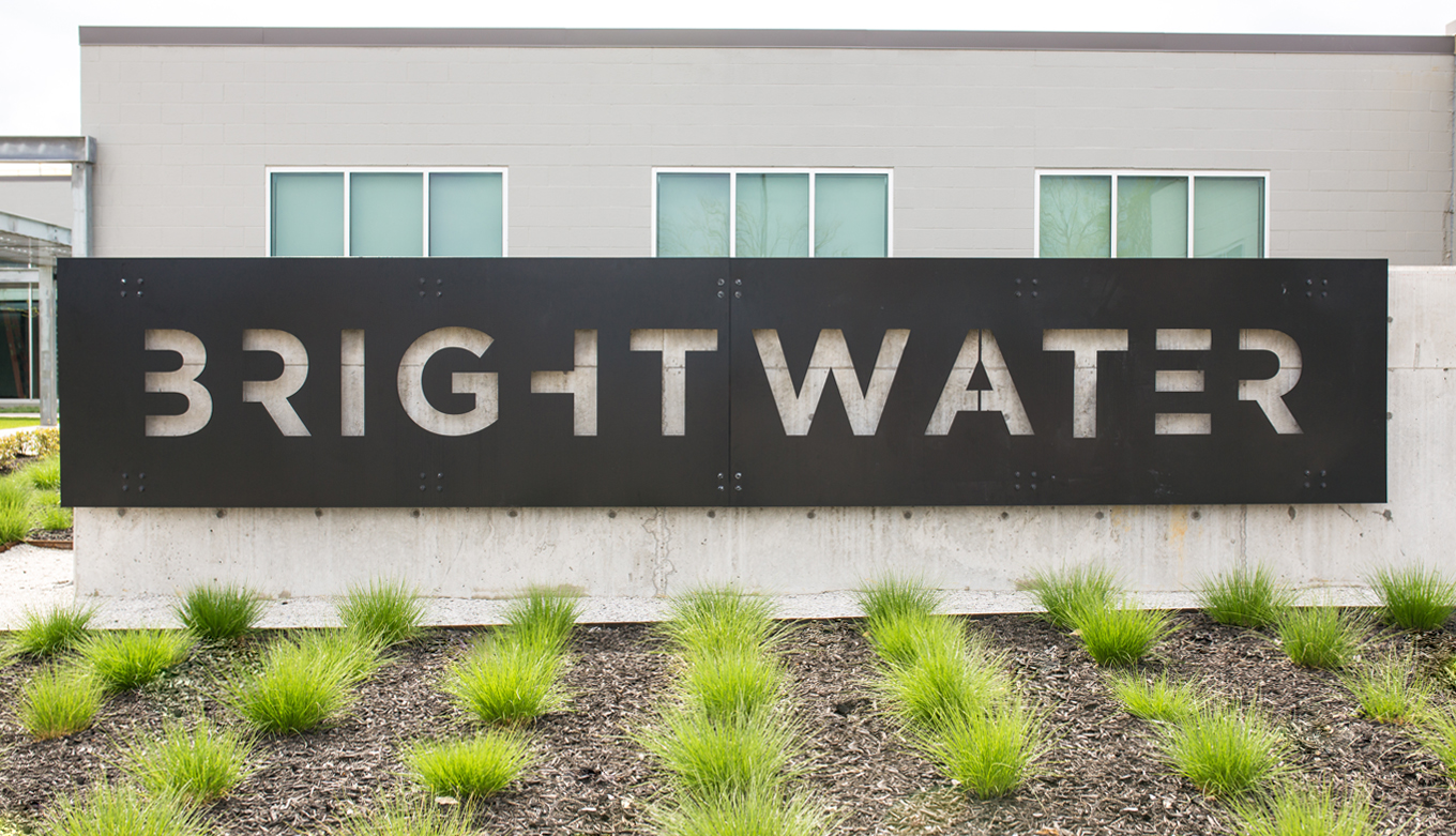 Brightwater Signage and Branding