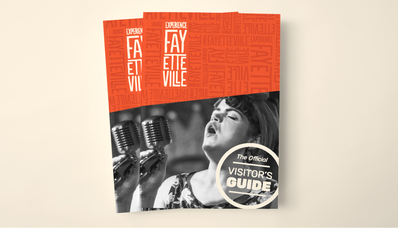 Experience Fayetteville Visitor's Guide